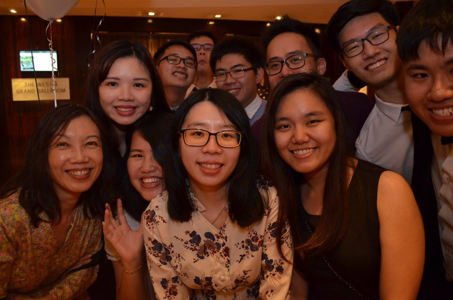 acca cat annual dinner 2018 students