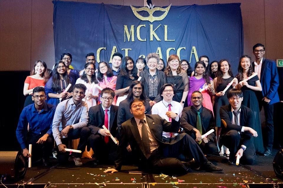 MCKL CAT & ACCA Annual Dinner
