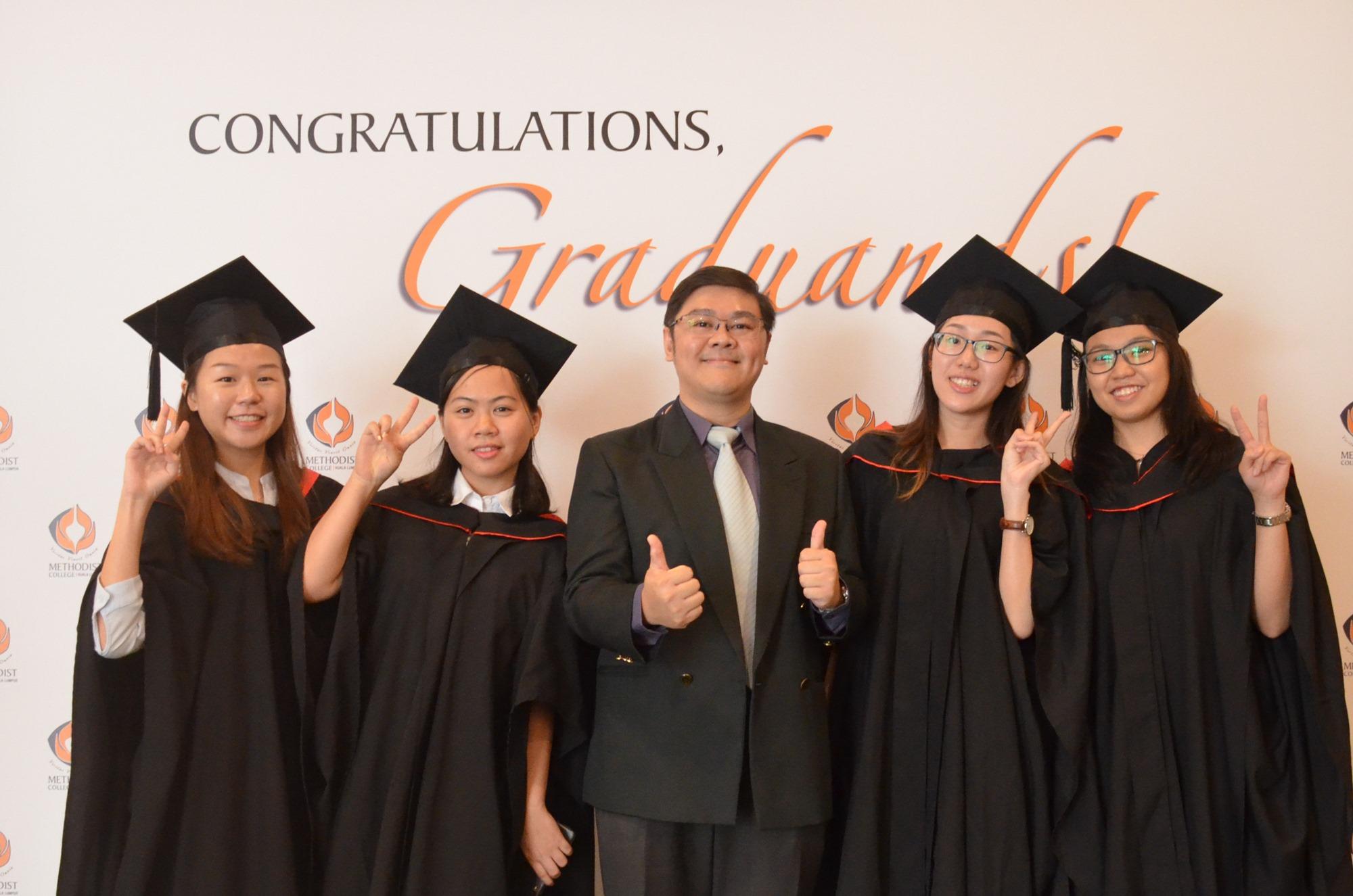 ACCA Graduates 2019
