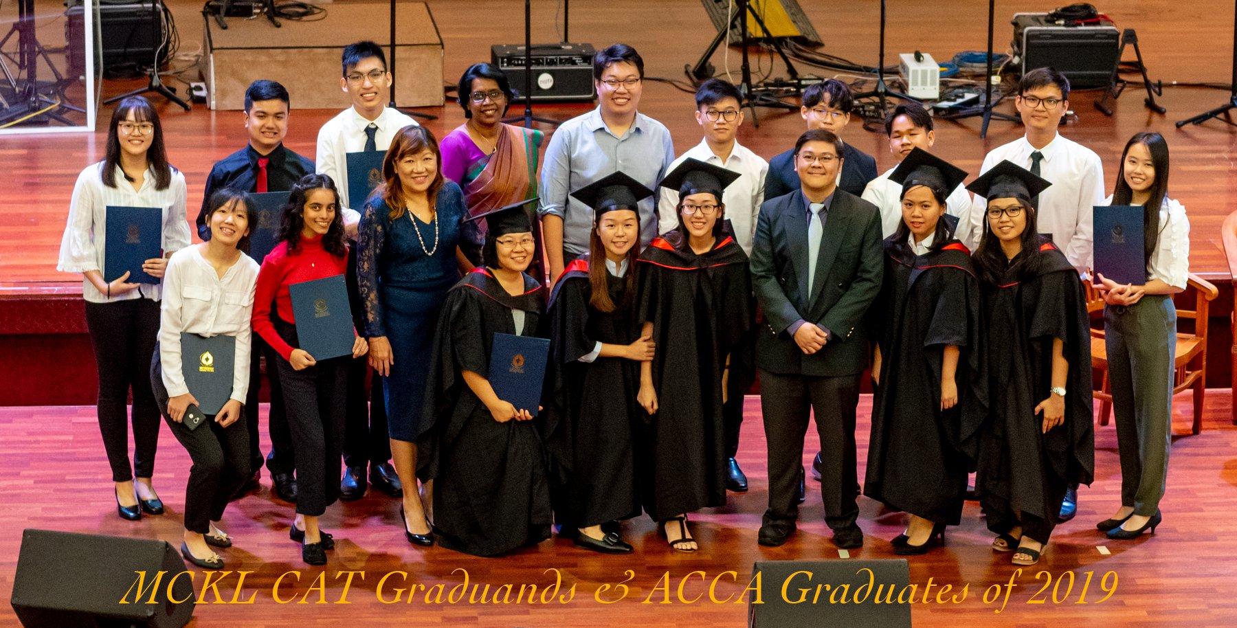 ACCA MCKL Graduation 2019